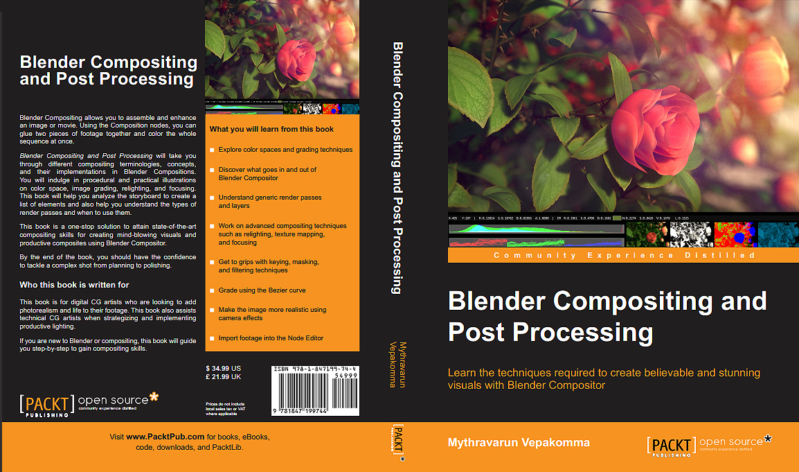 My book on Blend Compositing
